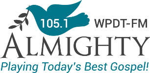 Almighty 105.1 logo