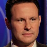 "Mandatory Credit: Photo by Richard Drew/AP/REX/Shutterstock (6298491a) Brian Kilmeade Brian Kilmeade, co-host of the ""Fox & friends"" television program appears on the show in New York Fox & friends Brian Kilmeade, New York, USA"