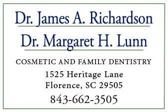 Richardson and Lunn DMD is the premier dentist in Florence SC. Serving the Pee Dee and surrounding areas for over 18 years, we aim to make your visit as enjoyable as possible. Schedule your appointment today and let us take care of your smile!